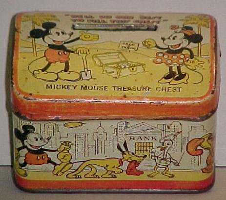 Antique Toy Walt Disney Disneyana For Sale From Gasoline
