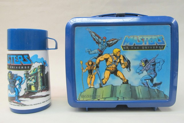 Vintage Lunchpails Boxes And Thermos Bottles For Sale By