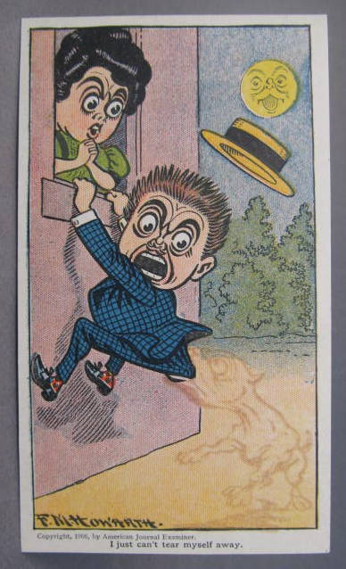 Gasoline Alley Antiques COMIC CHARACTER Page