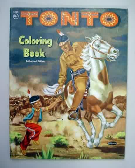 Lone Ranger Tonto S Own Pen Shaped Like Silverbullet W
