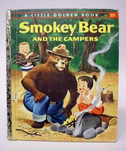 Vintage Smokey Bear Memorabilia Collectible Antiques For Sale