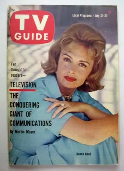 MINT no label TV Guide 1963 October 26 The Virginian UNCIRCULATED UNUSED mint