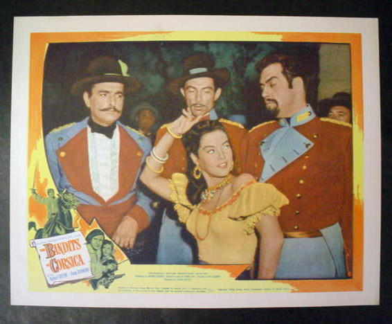 The Bandits of Corsica The Bandits of Corsica Alchetron The Free Social Encyclopedia