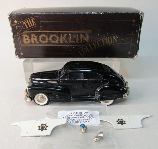 Brooklin White Metal Diecast 1 43 Collector Cars And