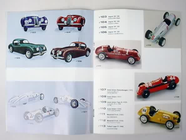 model car world katalog