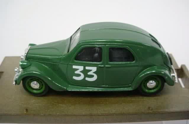 1940 Lancia Aprilia Cabriolet