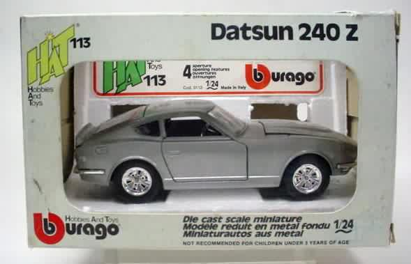 vintage collectible BURAGO diecast for sale from Gasoline ...