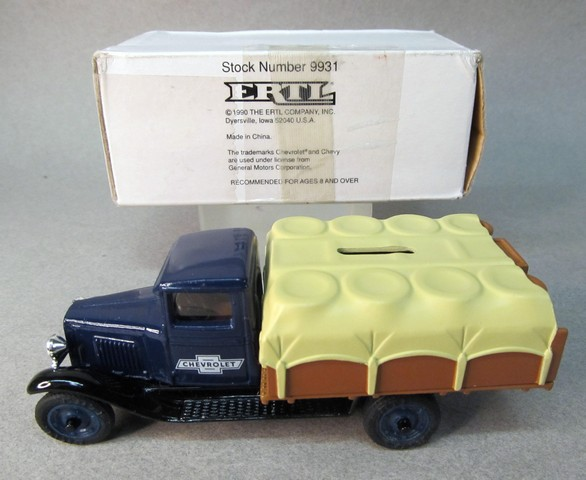 Ertl Diecast Car And Truck Banks And Toys For Sale From