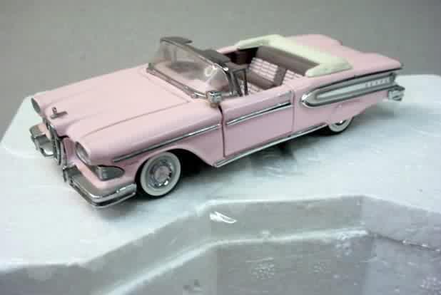 1958 Edsel Car