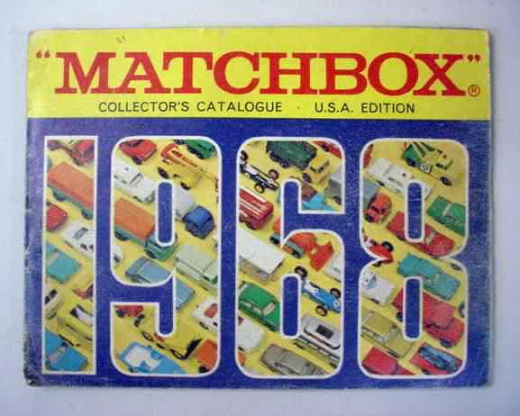 Fold-Out Leaflet//Catalogue 1994 Matchbox Issue U.K