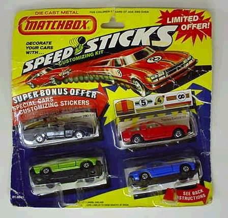 MATCHBOX LESNEY vintage antique toy diecast cars and trucks