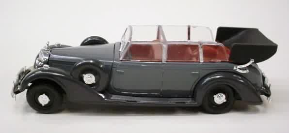 21 1938 Grande Mercedes 7 Litre