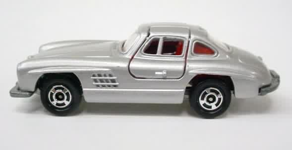 Tomy Pocketcar Mercedes