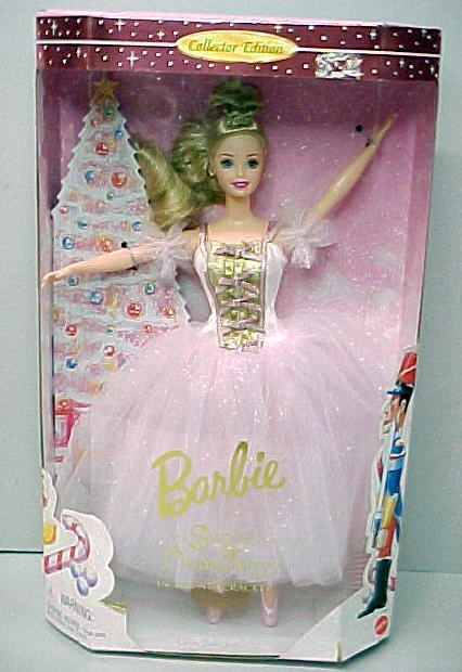 Mattel BARBIE GOLDEN ALLURE Special Edition 2 Piece Pearl White Doll Stand
