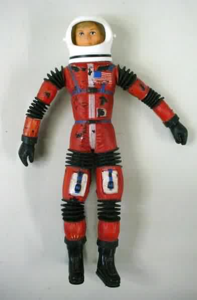 astronaut taller after space - photo #32