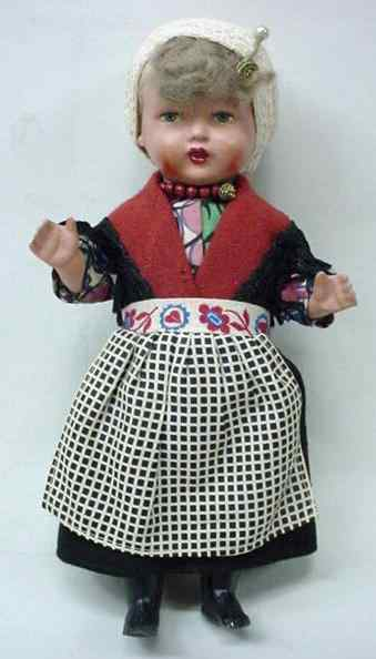 Vintage Collectible Antique Toy Dolls For Sale From