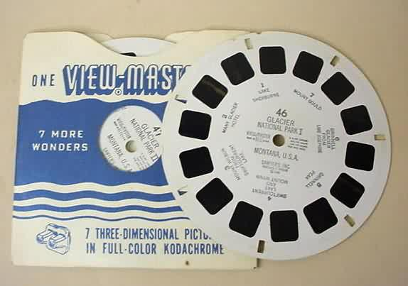 Viewmaster Reels Are Round Click Here