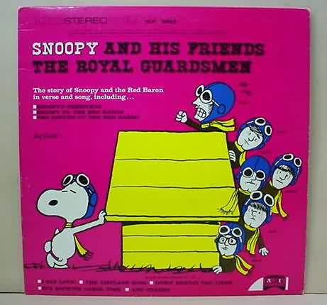snoopy vs the red baron record archive straight dope message board - Snoopy Red Baron Christmas Song