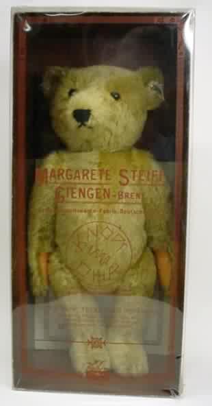 vintage steiff animals for sale