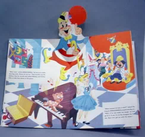 Vintage Hard Bound Noddy Book No 20 by Enid Blyton Cheer Up Little Noddy