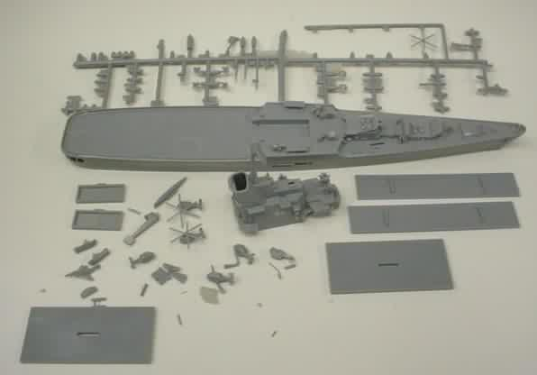 tamiya 1 350 uss enterprise instructions