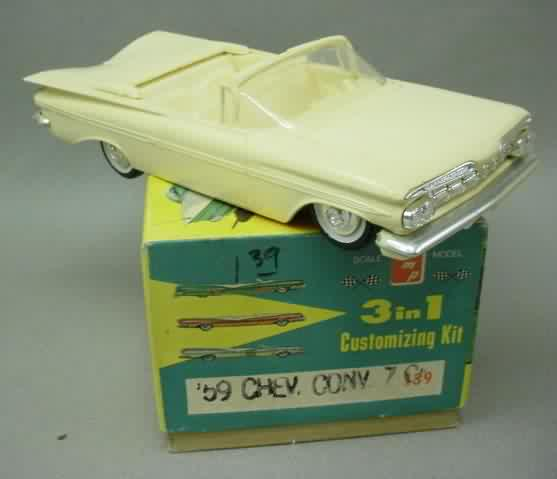 7CK 1959 CHEVROLET IMPALA Convertible   1 25  1959 This Is The 1959