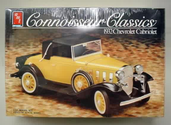 1932 Chevrolet Cabriolet for Sale http://www.gasolinealleyantiques.com/kits/kitcaramtertl.htm
