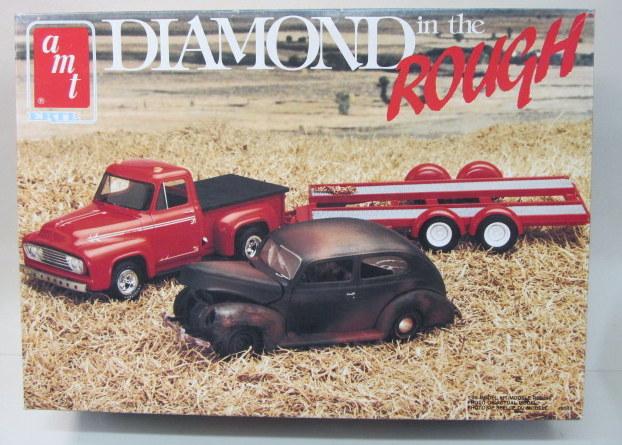 Amt Ertl Car Truck Vintage Out Of Production Plastic Model Kits