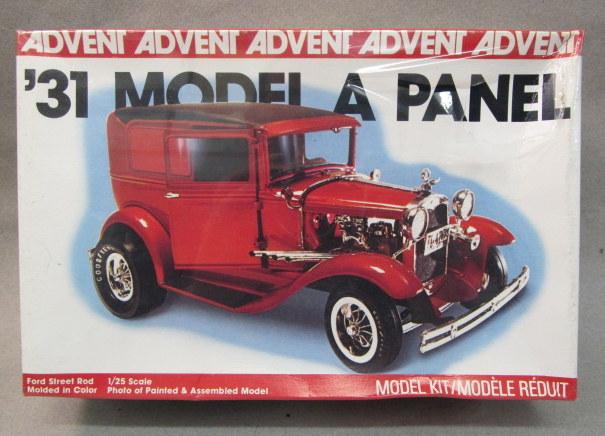 Miscellanous CAR & TRUCK vintage OOP plastic model kits for