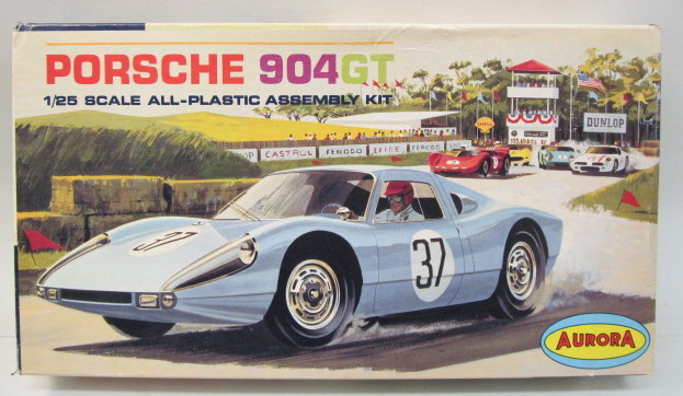 Car Toys Aurora Co: Miscellanous CAR & TRUCK Vintage OOP Plastic Model Kits