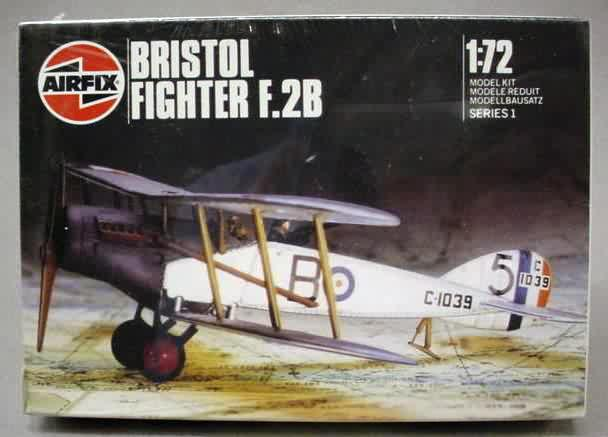 1:72 scale Airfix Aviation plastic model kits out of