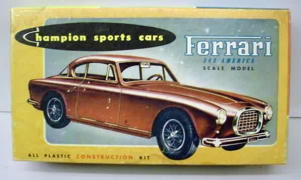 1 32 Scale Automotive Truck Vintage Plastic Model Kits For Sale