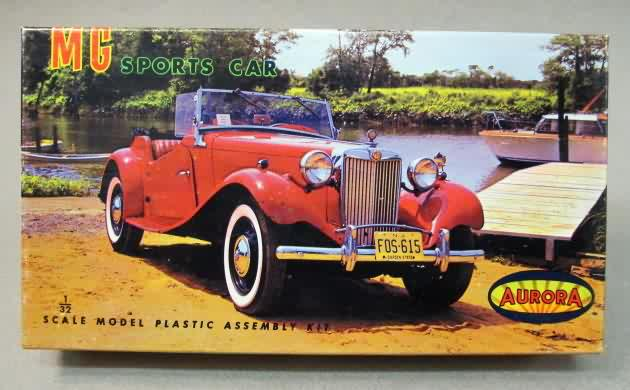1:32 scale AUTOMOTIVE & TRUCK vintage plastic model kits for