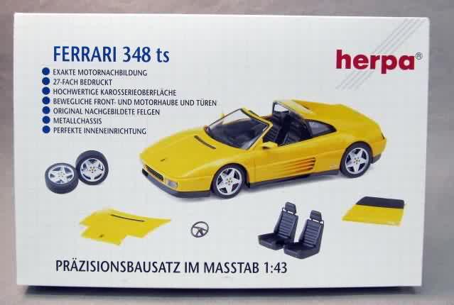 1:43 scale AUTOMOTIVE & TRUCK vintage plastic model kits for