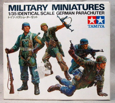 Tamiya Military AFV vintage out of production plastic model
