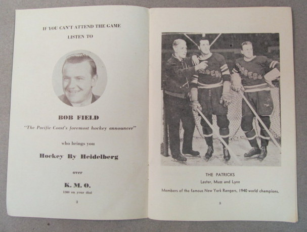 Ice Hockey Books collectibles and memorabilia for sale from Gasoline