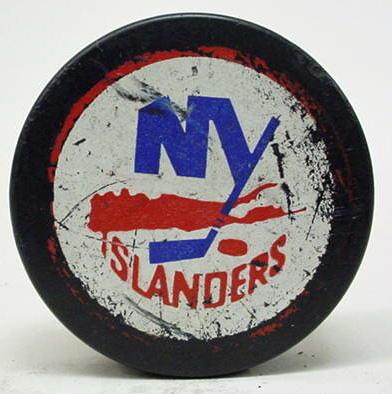Hockey-other Fan Apparel & Souvenirs Vintage New York Islanders Hockey Puck Nhl Official Czechoslovakia Inglasco