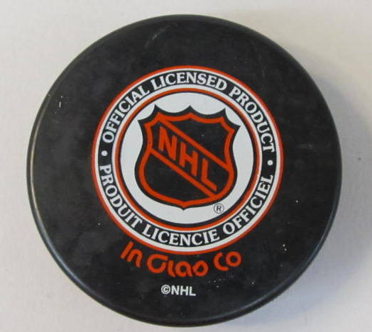c238859b6f2 Professional HOCKEY PUCKS for sale from Gasoline Alley Antiques