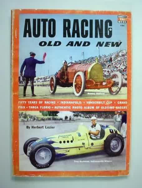 Vintage Automobile Mobilia Racing Collectibles For Sale From