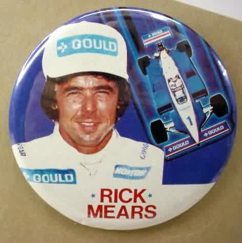 Auto Racing Luyendyk on Rick Mears   Auto Racing   Peerie Profile