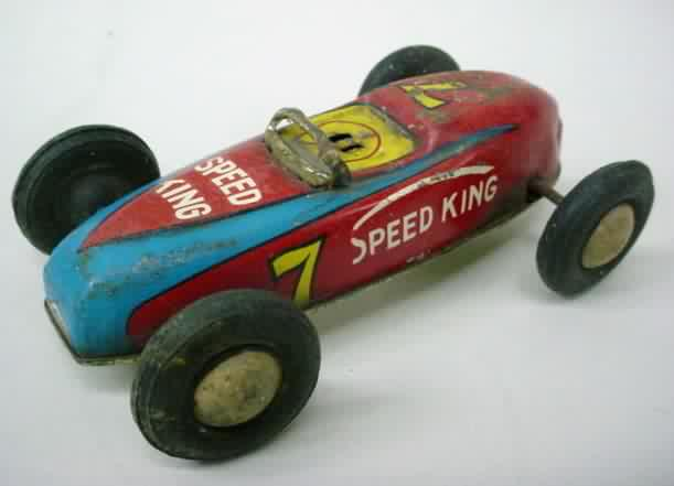 Antique Collectible Toy Race Cars For Sale From Gasoline Alley