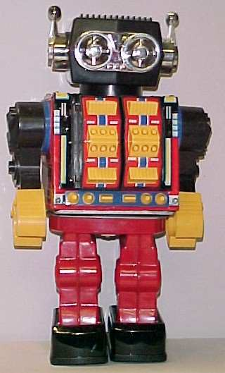 Antique Toy Robots And Space Toys Collectibles For Sale