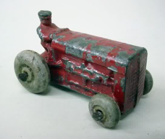 vintage antique toy TRUCKS FARM and CONSTRUCTION toys for