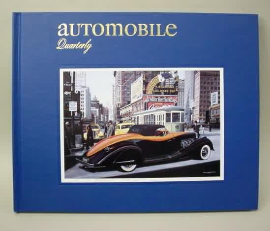 Automobile Quarterly 1974 Volume 12 #3 Studebaker Hawk Lebaron Rudolf classic