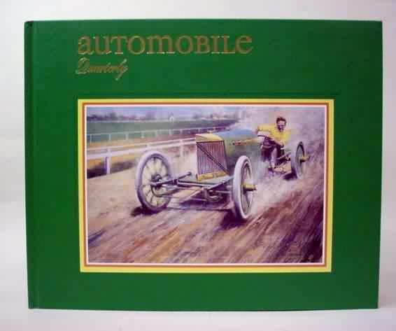 Automobile Quarterly Magazine Books