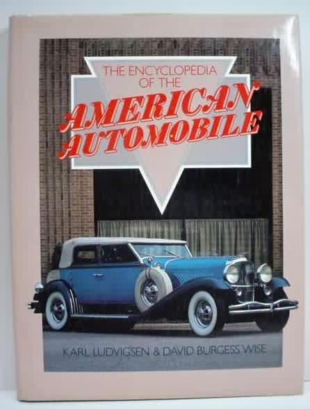 Automotive books and magazines for sale from gasoline alley antiques 224 pages lots of photos and descriptions individual chapters include auburn buick cadillac chevrolet chrysler cord fandeluxe Gallery