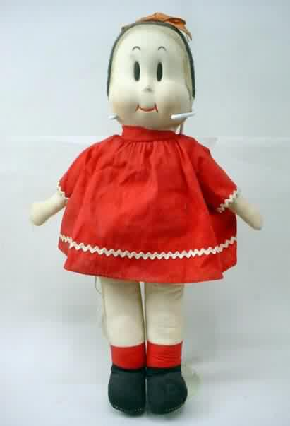 LITTLE LULU vintage toy memorabilia