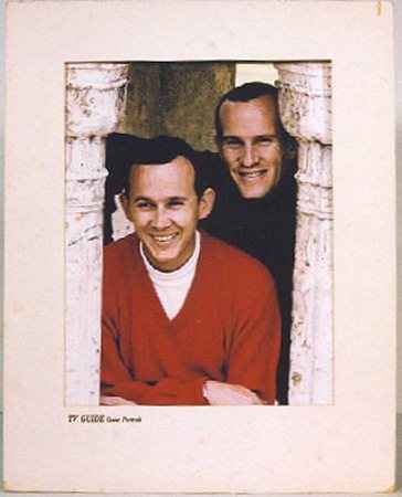 Tommy and dick smothers tommy is also famous as the great yo yo