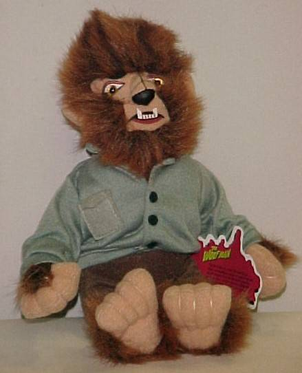 Werewolf Toys For Boys : Monsters vintage antique toy movie collectibles for sale