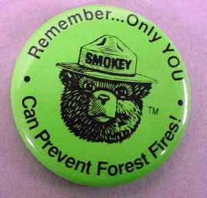 Jigsaw Puzzle Maker >> vintage SMOKEY BEAR memorabilia Collectible antiques for sale